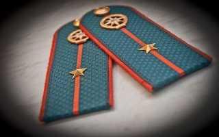 Сохраняется ли воинское звание при приеме в МЧС?