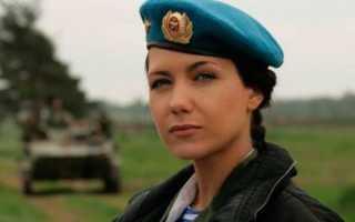 Декретный отпуск для женщин-военнослужащих