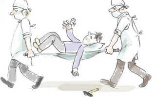 Как расследовать непроизводственную травму в учреждении?