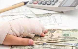 Производственная травма: выплаты и компенсации