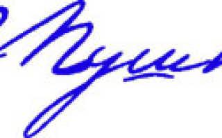 Как правильно отражать в документах подпись при замещении директора?